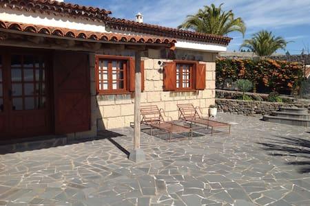 Naturaleza y tranquilidad - Granadilla de Abona - Casa