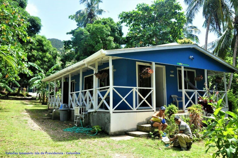 Cabañas Ismasoris- Smiley - Posada- Hostel