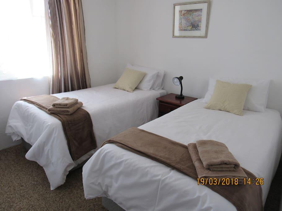 Cottage bedroom 1