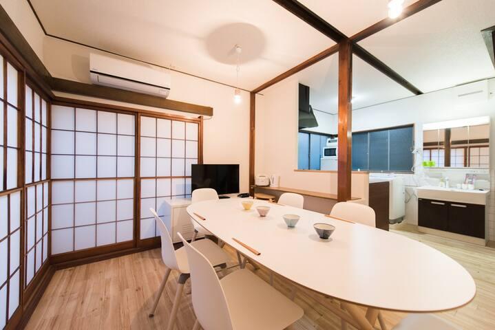 30%OFF Four-season theme traditional JP house#FE22 - Katsushika-ku - Hus