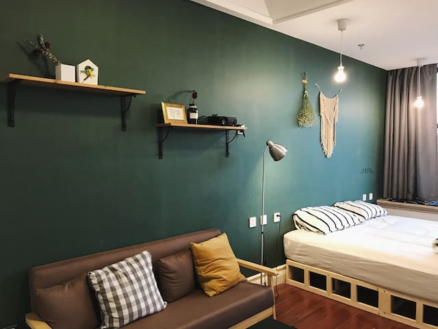 橙子家Room1 Evergreen