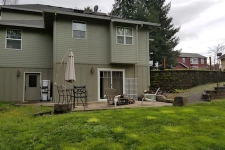 Inviting Space in the Northwest- Newberg, Oregon