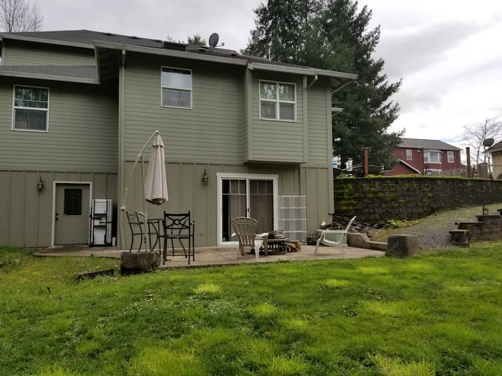 Inviting Space in the Northwest- Newberg, Oregon