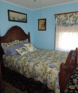 Comfy Room in Historical Home near Mayo Clinic