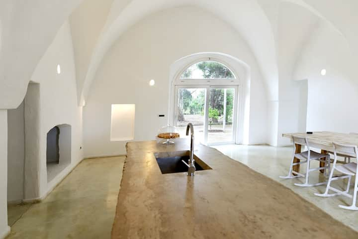 Masseria Santimedici eco-stilish in Salento