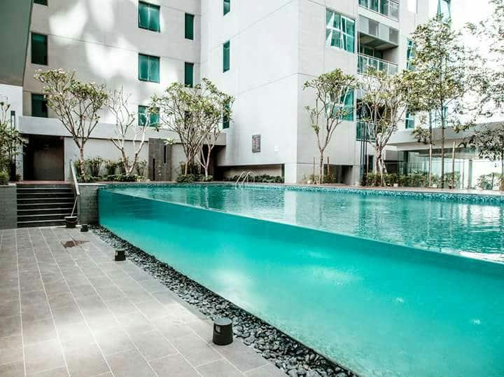 *Cozy Contemporary Design@Summer Suites to KLCC