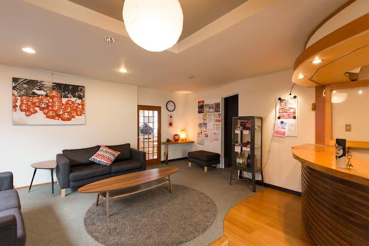 Lodge Nagano Japanese Style Room Yu2