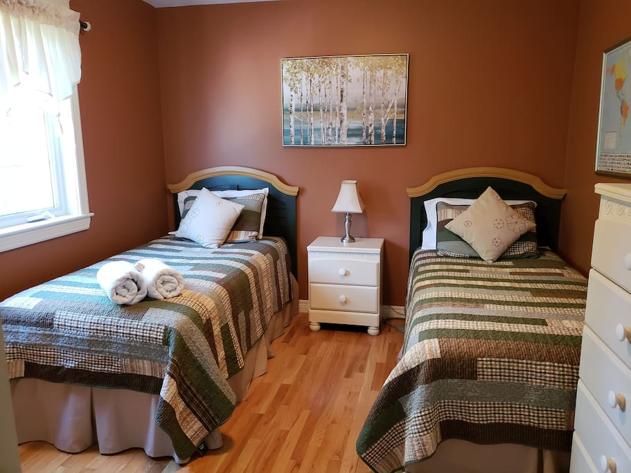 Bedroom - Singles