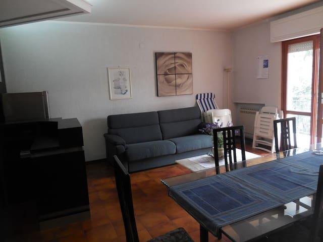 Ampio e luminoso appartamento vicino alla spiaggia - Roseto degli Abruzzi - Apartment