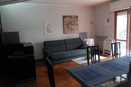Ampio e luminoso appartamento vicino alla spiaggia - Roseto degli Abruzzi