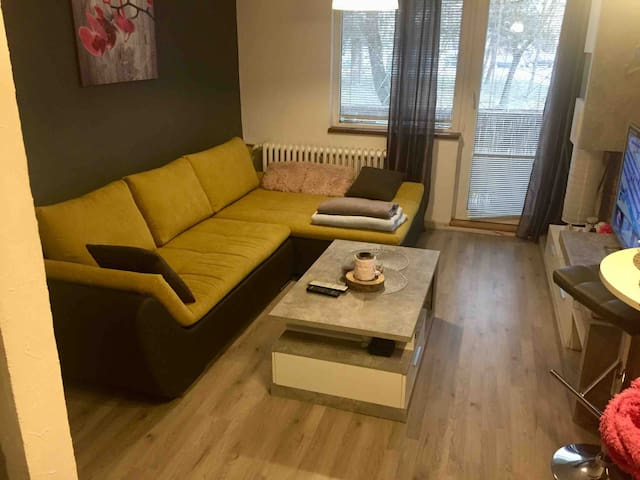 IIHF appartment for 6 persons in Košice