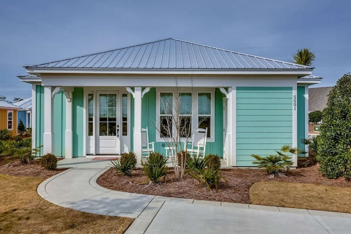 Free Tickets to Local Attractions! Beautiful Bungalow in Barefoot Resort