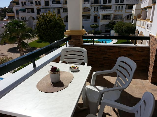 Precioso apartamento, playa, relax, descanso.