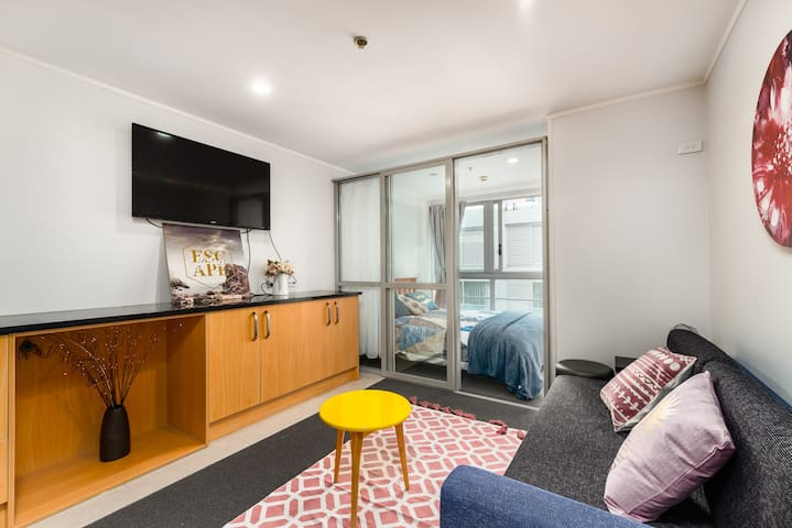 The Little Cutie in CBD - 2beds next to Sky Tower