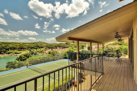 3BR Urban Lake House - Austin