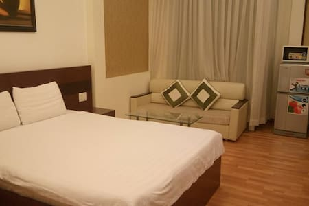 Apartment  (free laundry and cleaning) - Ho Chi Minh City - Apartemen