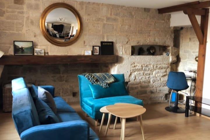 ORNANS Côté Passerelle