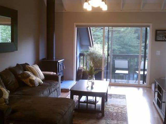 Fully furnished monthly condo in the hills - Portland - Condominio