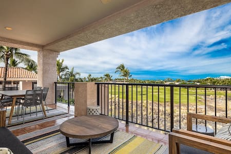 Shores at Waikoloa 303.  Ocean Views and stunning modern furnishings!