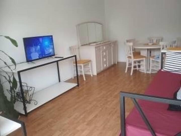 Bel Appartement avec balcon sans vis à vis