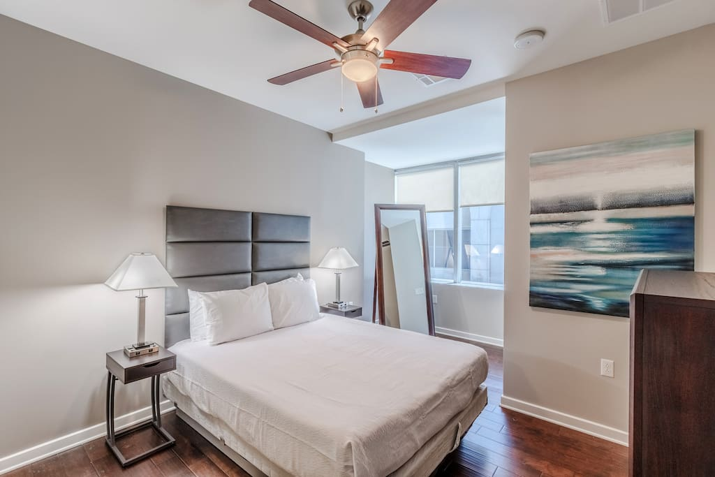 Second Bedroom at The Mayflower by Stay Alfred