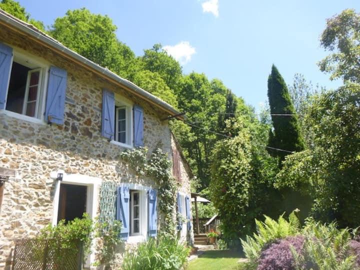 """Gîte Tapovan"", Massat, Ariège, France"