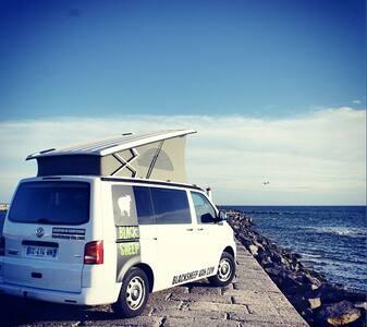 Visitez la Corse en Van Aménagé California VW - Furiani - Wohnwagen/Wohnmobil