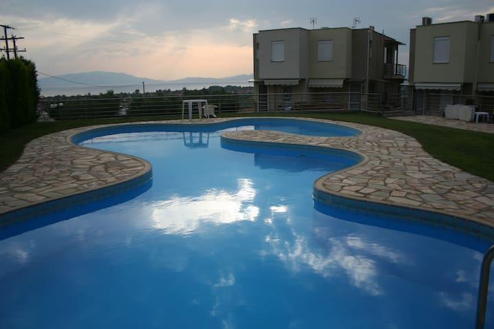 Maisonette Panorama Kariani