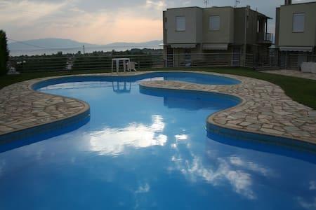 ΠΑΝΟΡΑΜΑ - Kariani - Ház