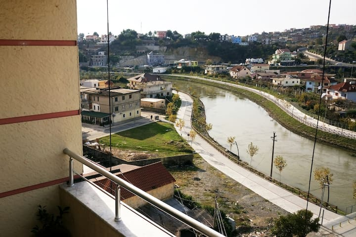 RIVERSIDE VIEW APARTMENT - Lezhë District