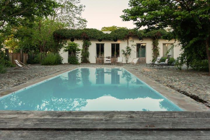 Exclusiva casa de campo en Luján
