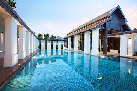 Setthasiri Sansai  高尚别墅 ,自由行包车游清迈,清莱,拜省,一次玩透透 - Chiang Mai - Haus