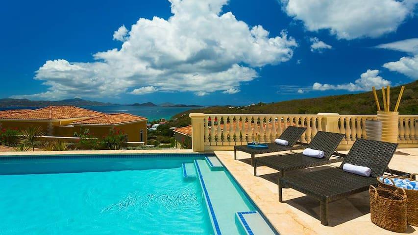 Villa Palermo with Private Pool