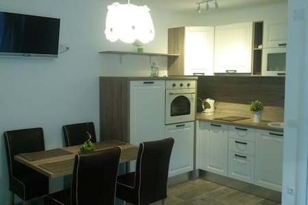 Plitvice Green Gold Apartments**** ( Studio for 4) - Korenica - Apartment
