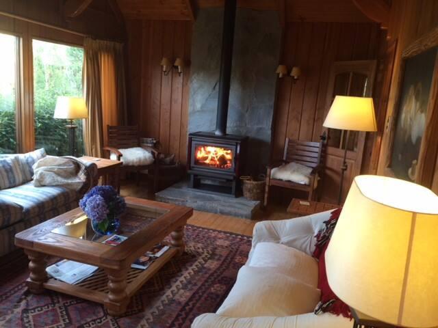 Exquisita casa en La Puntilla de Villarrica