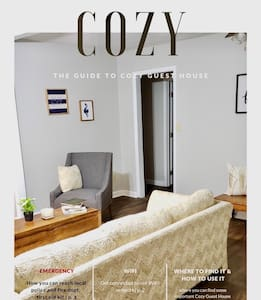 ✨The Cozy FarmHouse- Fayetteville/Fort Bragg NC