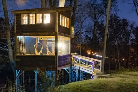 Trailside Treehouse - Riverside in Richmond, VA