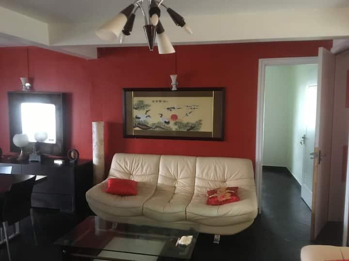 Appartement grand standing ,tout neuf et meublé