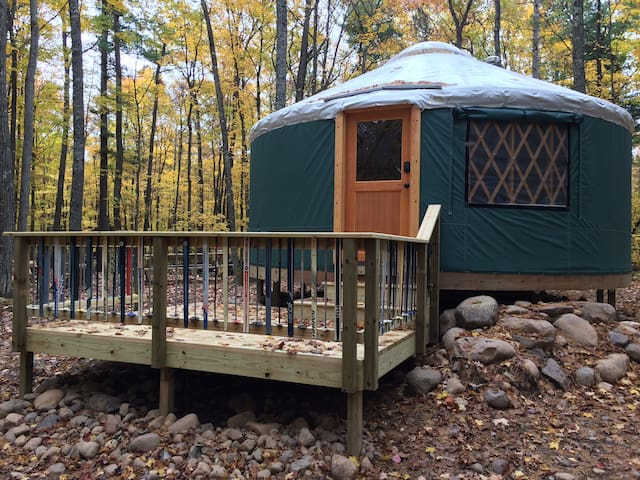 Cable Rustic Yurt