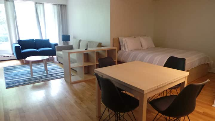 Small but cute  (apt 113)