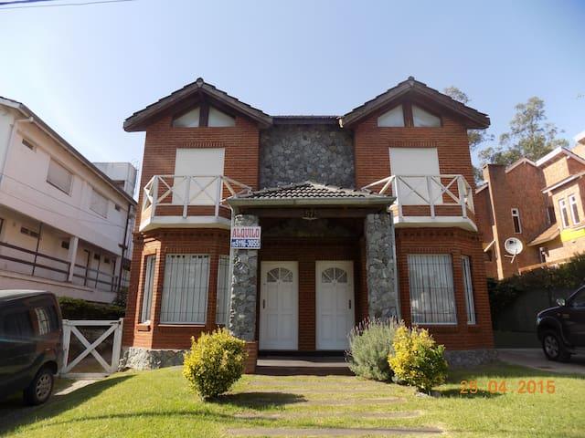Alquilo Excelente Duplex en Pinamar - Pinamar - Condominio