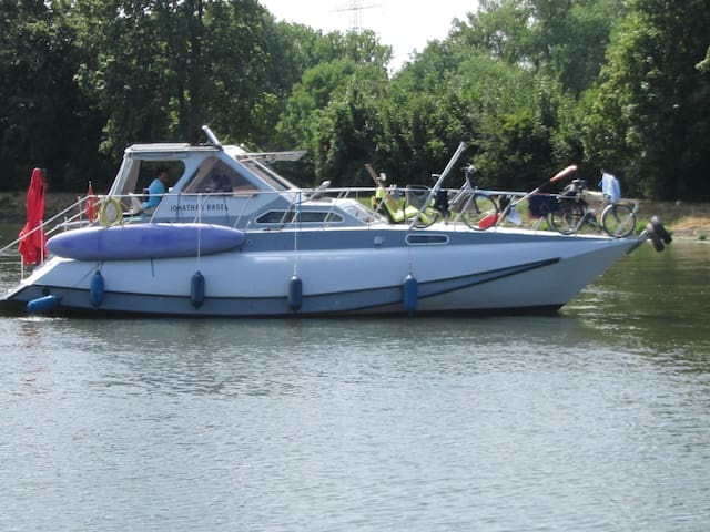 Hausboot im Süden Frankreichs mit Skipper - Bordeaux - Boot