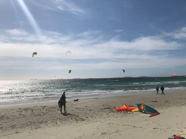 Kite Surfing Paradise@ Sola beach- Bedroom 2