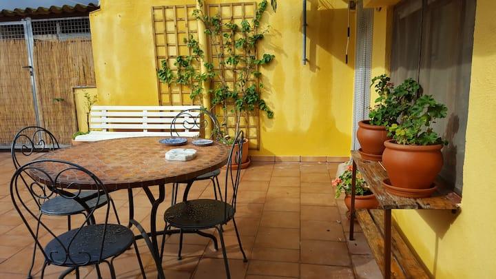 Atic Casa Llebra, apartamento con encanto