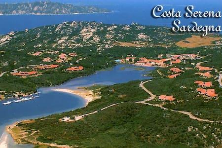 Magnifico bilocale fronte mare in Costa Smeralda - 帕勞