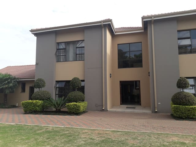 Executive accommodation with a homely environment