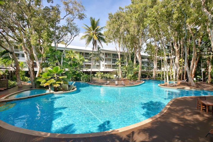 ❤️Drift ❤️Resort Living in Tropical Palm Cove❤️