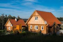 Wrzosowe Zacisze - domek duży