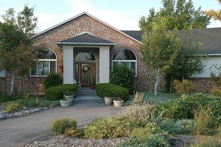Peaceful country living in the Treasure Valley - Greenleaf - Casa