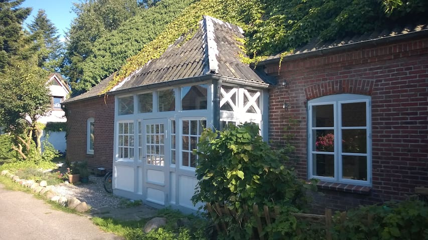 Romantic House, See- und Ostseenähe - Selent